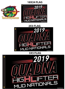 18 X 24 Quadna Highlifer Mud Nationals