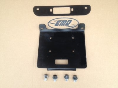 RZR XP1000 and 2015 RZR 900 Winch Mounting Plate