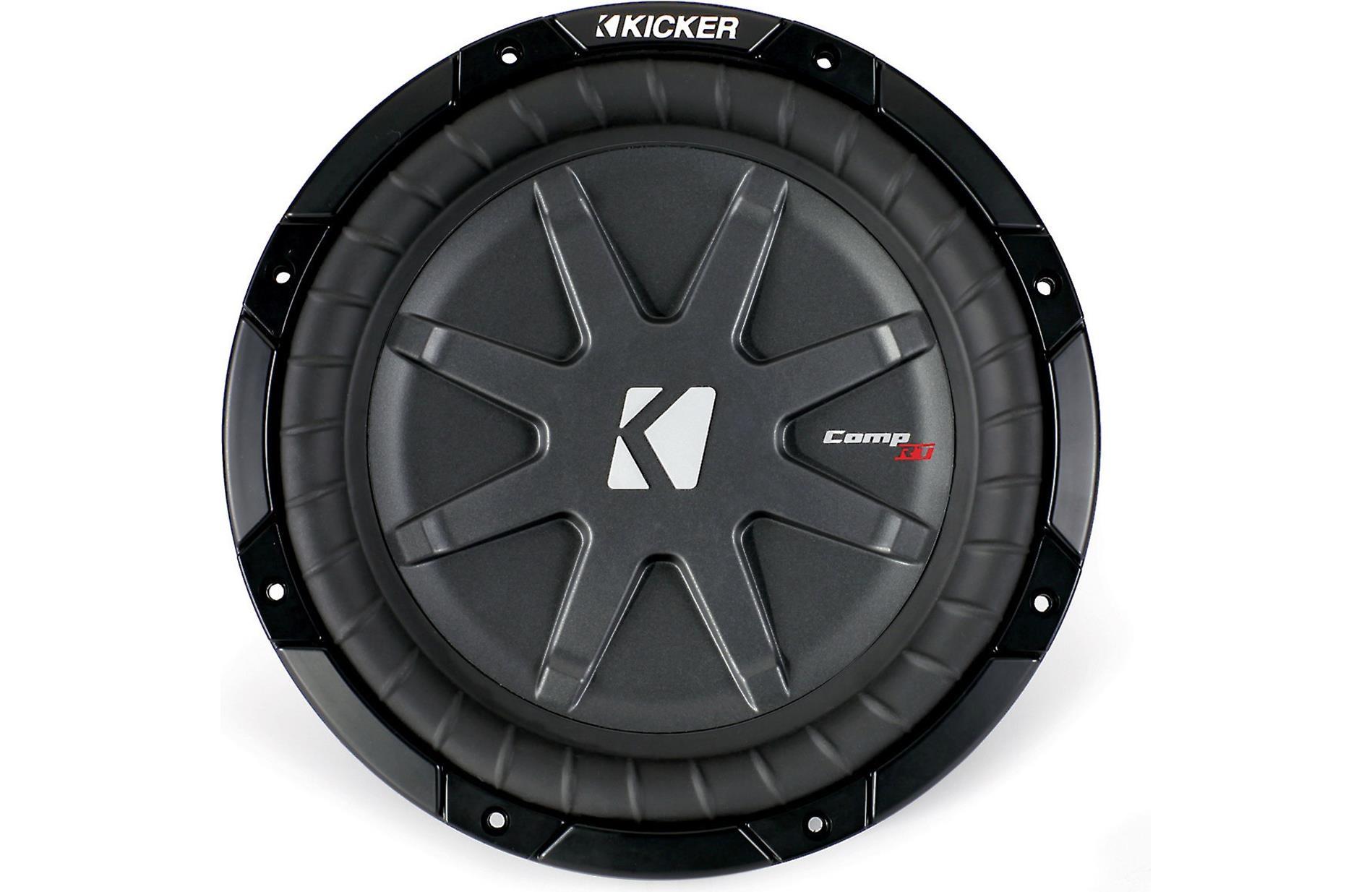 Kicker Dual Voice Coil Wiring