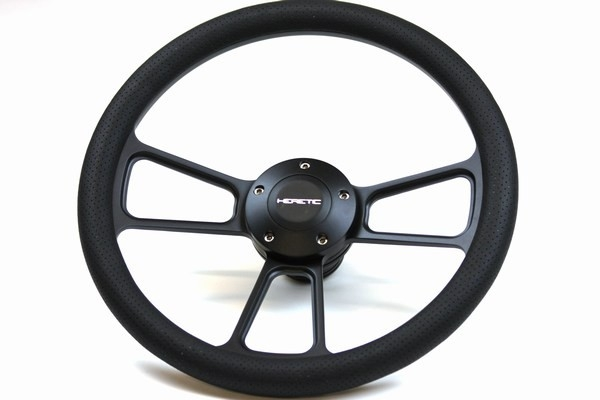 Heretic Studio Unbreakable Steering Wheel