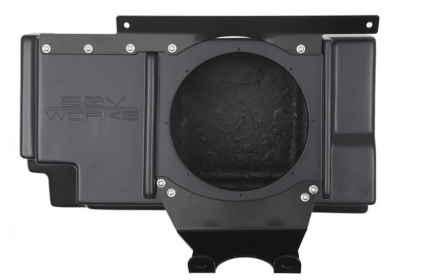 SSV Works RZR XP 1000 / XP 4 1000 Behind Seat Sub Box