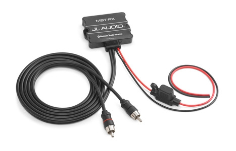 JL Audio MBT-RX: Weatherproof Bluetooth® Receiver