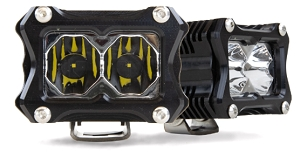HERETIC 6 SERIES LIGHT BAR - BA-2 PAIR PACK