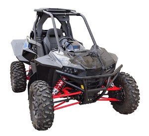 Mudbusters POLARIS RS1 (EXTENSIONS FOR POLARIS XL FENDERS)