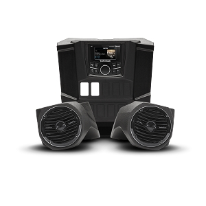 RANGER Stereo and front lower speaker kit for select models