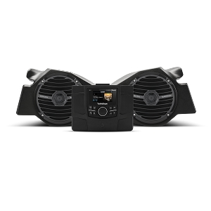 Polaris RZR Stereo and front speaker kit for select models