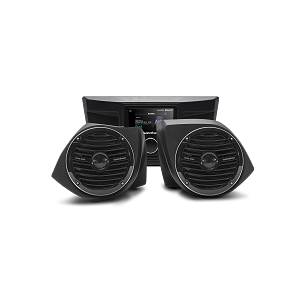 Stereo and Front Speaker Kit for select YXZ models