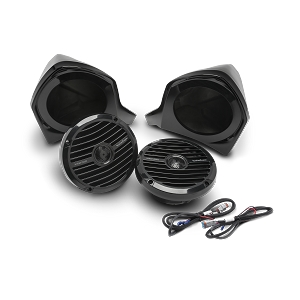 Add-on Front Upper Speaker Kit for use with YXZ-STAGE2 and YXZ-STAGE3 Kits
