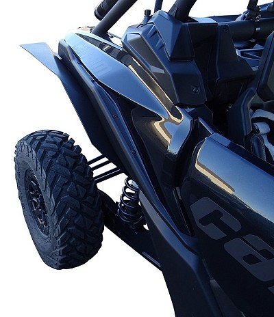 Mudbusters Can-Am X3 Fenders (Base & DS)