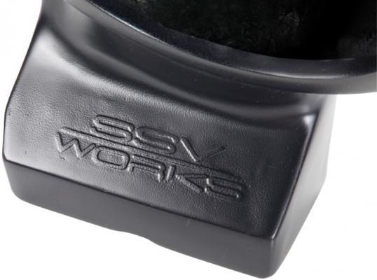 SSV Works  Can-Am Commander/Maverick Under Dash Sub Box with 600 watt 10