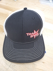White and Black Snap Back