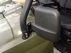 EMP Ranger and RZR Folding Mirror Set