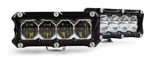 HERETIC 6 SERIES LIGHT BAR - BA-4 PAIR PACK