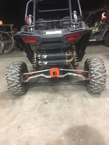 RZR Direct Bolt Radius Rods