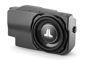 JL Audio - Stealthbox® for 2014-Up Polaris RZR 4 900, 900XC, XP 1000, XP4 1000 & XP Turbo S
