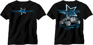 2021  Trail Star Audio T-Shirt  (will ship middle of next week)