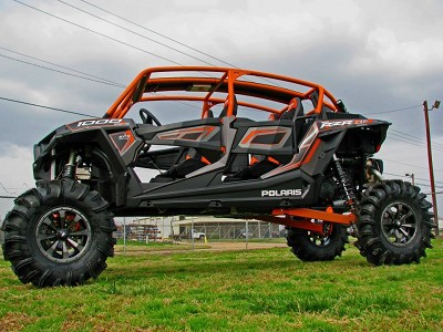 "S3 Power Sports Polaris RZR XP 1000 8"" Lift Kit"