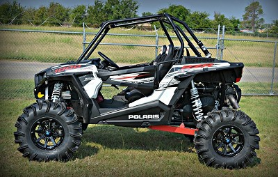 "S3 Power Sports Polaris RZR XP 1000 5"" Bracket Lift Kit"