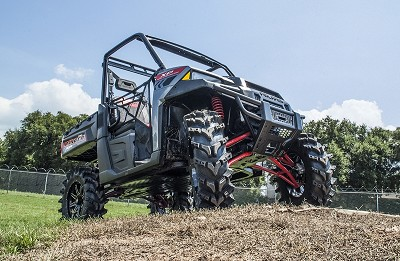 "Polaris Ranger XP 900 2"" Forward A-Arms"