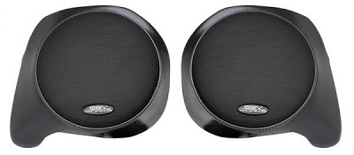 "SSV Works  Yamaha YZX1000R Front Speaker Pods with 120 watt 6 1/2"" speakers (pair)"