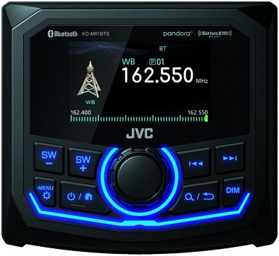 JVC Marine / MotorSports Digital Media Receiver KD-MR1BTS