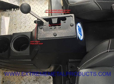 EMP RZR 'Gated Speed Shifter'