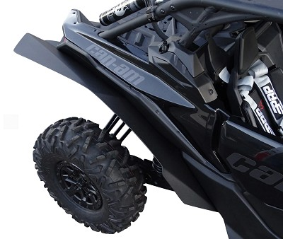 Mudbusters CAN-AM MAVERICK X3 RS XL WIDE FENDERS (IDEAL FOR 72'+ WIDE X3S)